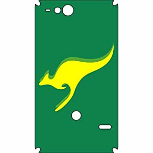 Mobile Skins for Sony Xperia Go Kangaroo Jump