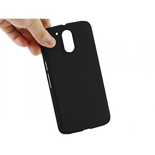 online store 3cab2 12324 Shop Buzz Hard Case Back Cover For Motorola G4 Play (Black Colour) - For  Moto G Play, 4th Gen