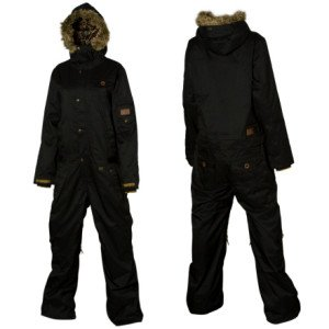 L1TA Don't Cry Full Snow Suit - Women's