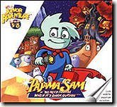 Pajama Sam in