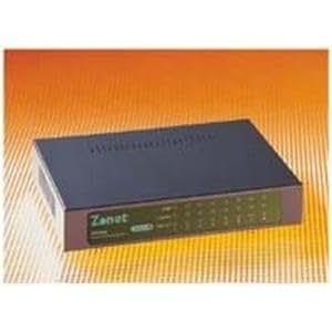 Zonet Networking ZFS3008-04 8-Port 10/100Base TxN-way Ethernet Switch