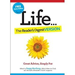 Life..The Reader's Digest Version: Great Advice, Simply Put