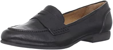 Clarks Women's Clarks Charlie Penny Loafer,Black,6.5 M US