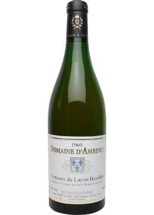 1960年 ワイン 白 コトー・デュ・レイヨン ボーリュー / ドメーヌ・ダンビノ 750ml