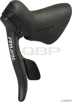 SRAM Rival Doubletap 10-Speed Lever Set (Black)