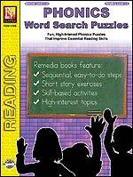 Phonics Word Search - 1