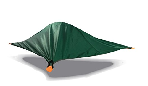 Tentsile Flite+ Tree Tent - Forest Green- 2 Person Tent (Embark 6 Person Tent compare prices)