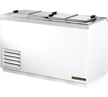 True Horizontal Ice Cream Dipping Cabinet - 10.1 Cu. Ft.