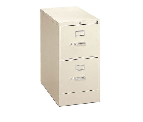 HON 212PQ 210 Series Two-Drawer Full-Suspension File Letter 28-1/2d Lt GY