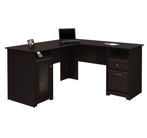 Cabot Collection:60-inch L-Desk