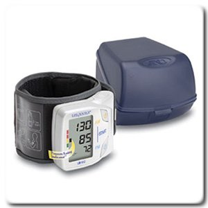 Cheap LifeSource Wrist Blood Pressure Monitor UB-512 Advanced Memory (UB-512)