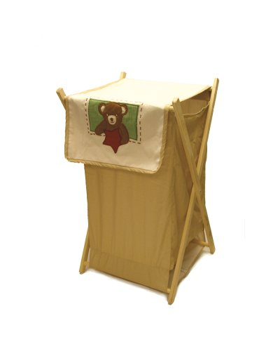 NoJo Hamper B is for Bear (Discontinued by Manufacturer)