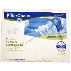 12 Genuine FilterQueen Majestic Vacuum Cones