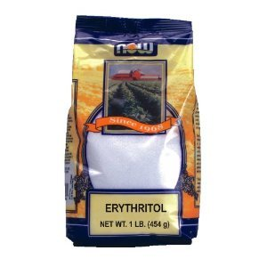 Now Foods, Erythritol 100% Pure Natural Sweetener, 1 lb (454 g)
