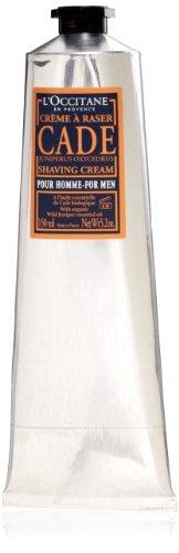 L'Occitane Cade crème à raser, 5,2 once