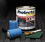 The Cleaning Warehouse Protectakote Protective Paint - Blue 4Ltr Kit