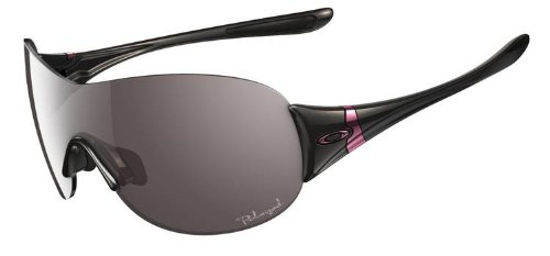 Oakley Women's Miss Conduct Polarized Round Sunglasses