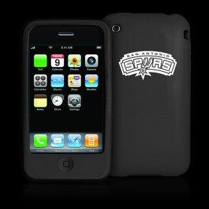 San Antonio Spurs iPhone 3G / 3GS Silicone Case