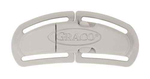 Graco Two Piece Harness Tie in Grey