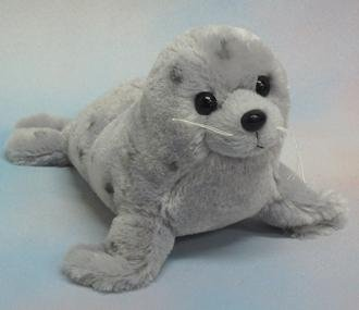 Seal Stuffed Animal