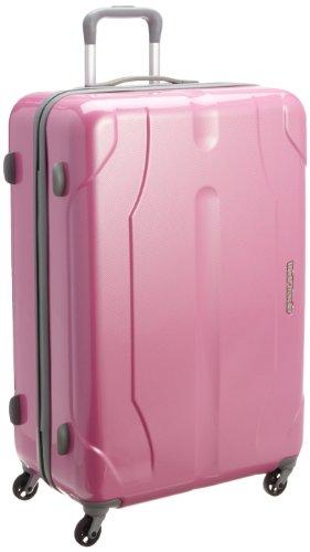 [ワールドトラベラー] World Traveler スーツケース  85L 4.5kg 無料預入受託サイズ