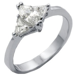 Tqw10429ZCH T10 CZ Marquise Cut Engagement Ring (5)