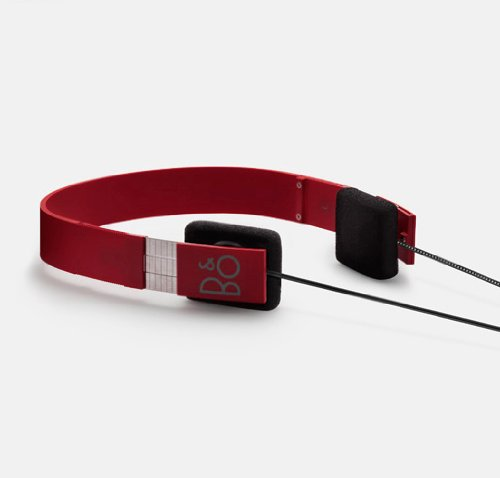 Form 2 Headphones (Red)