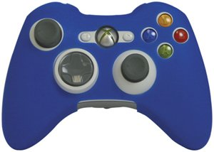 Mad Catz SKINZ - Protective cover for game console controller - silicone - Microsoft Xbox 360