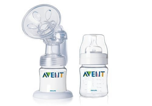 Avent Isis Manual Breast Pump Newborn, Kid, Child, Childern, Infant, Baby
