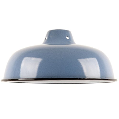 vintage-antique-style-industrial-reproduction-retro-metal-lampshade-with-blue-enamel-finish