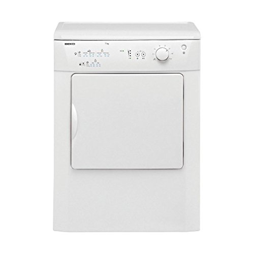DVRT71 Freestanding Vented 7kg Load Tumble Dryer with 8 Programmes