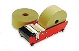 Water Activated Reinfored Paper Tape Dispenser - Manual - AIE-ET-377
