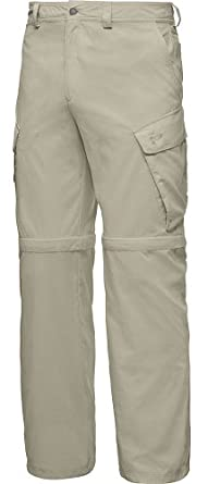 Under Armour Mens Guide Zip Off Comfort Nylon Pants by Under Armour