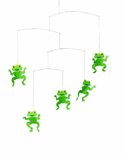 Flensted Mobiles Nursery Mobiles, Happy Frog, Mobile