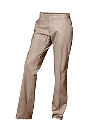 Flatfronthose Hose von Heine - Farbe Camel (28, Camel)