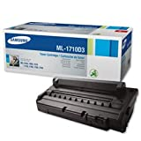 New, Samsung Laser Toner Cartridge Page Life 3000pp Black [for ML1710] Ref ML-1710D3-ELS