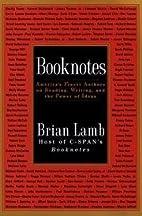 Booknotes by Brian Lamb by Brian Lamb