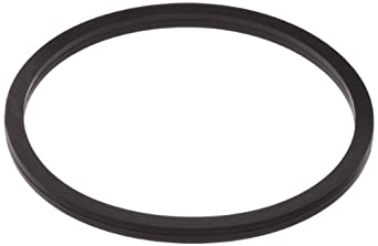 Buna O-Ring, 70A Durometer, Square, Black