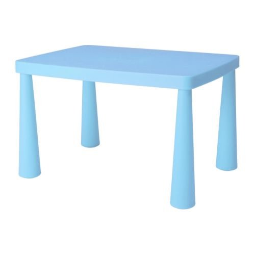Mammut Blue Kid's Children's Table