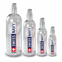 Swiss Navy Personal Silicone Lubricant, 2 Ounce