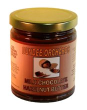 Chocolate Hazelnut Spread : 9 oz. jar of Oregon Filbert Butter