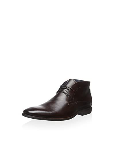Steve Madden Men's Disick Lace-Up Dress Boot