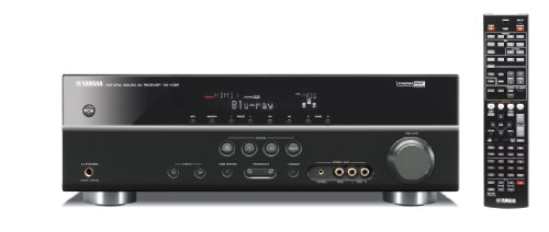 yamaha-rx-v367bl-500-watt-51-channel-av-receiver-discontinued-by-manufacturer