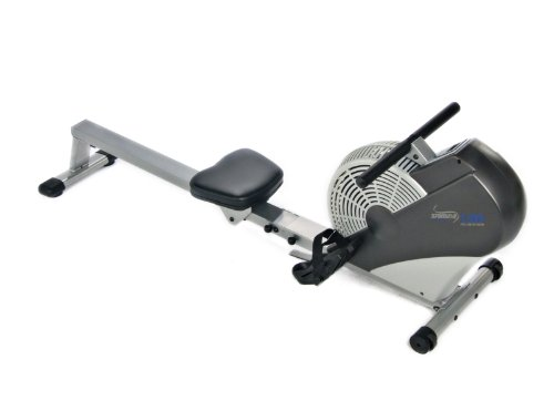 Purchase Stamina Air Rower (Black, Chrome)