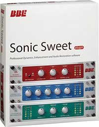 Brand New Bbe Sonic Sweet Professional Plug-in