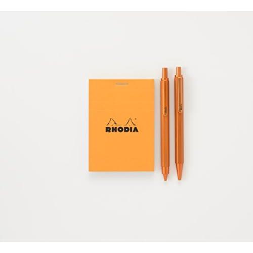 ロディア スクリプト シャープペン オレンジ cf9298