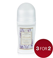 Floral Collection Lavender Anti-Perspirant Roll-On Deodorant 50ml