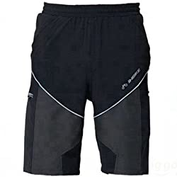 Generic INBIKE Outdoor Cycling Shorts Bike Bicycle Riding Leisure Pants Trousers size: XL