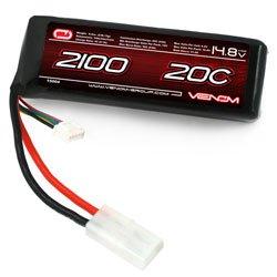 Venom Group International 15004 4S1P 20C 14.8V 2100 mAh LiPo for Starter Box
