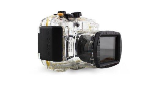 Mcoplus - Unterwasser digitalkamera - Unterwassergehäuse für Canon PowerShot G11/12 bis 40m Wasserdicht leicht bedienbar Canon WP-DC34
